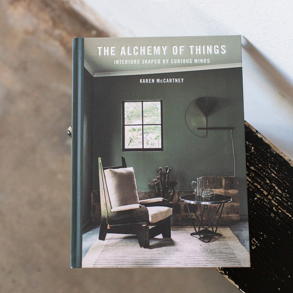 The Alchemy of Things Book
