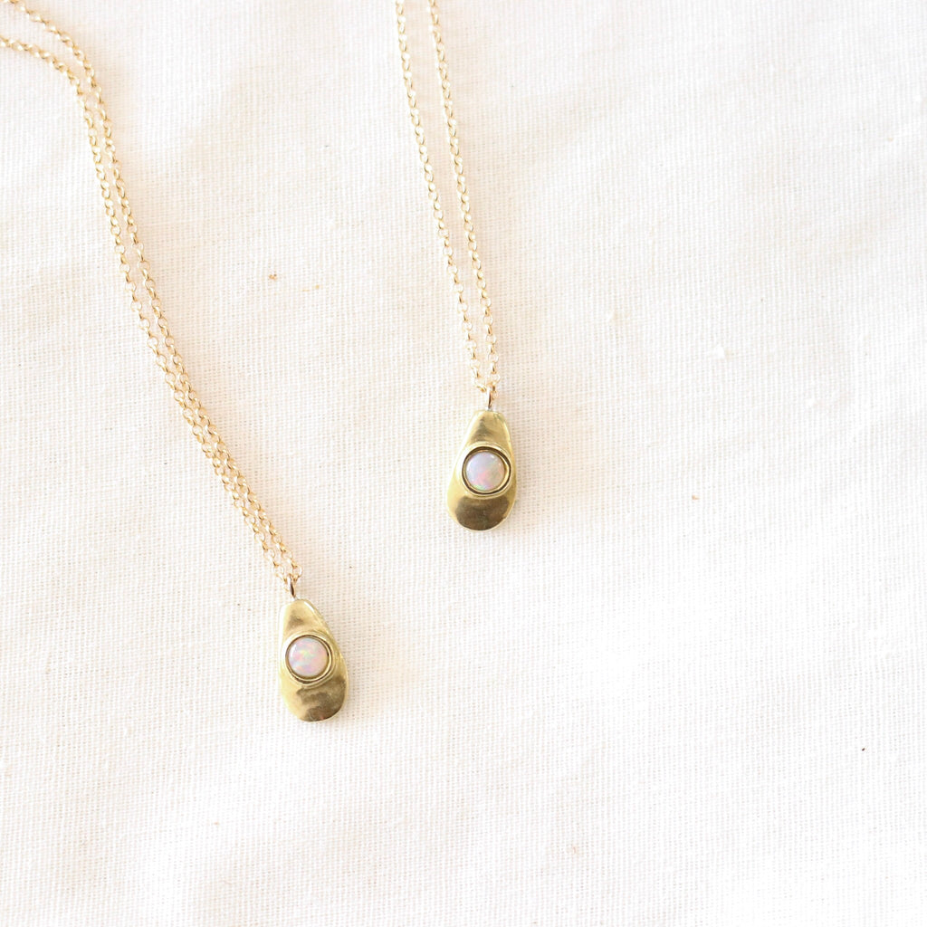 Seaworthy : Agua Necklace
