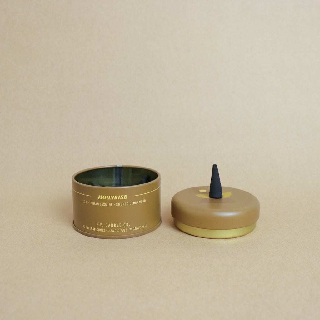 PF Candle Co Sunset : Moonrise Incense Cones