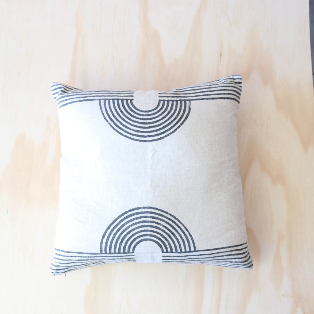 Block Shop Textiles : Magnet Linen Pillow