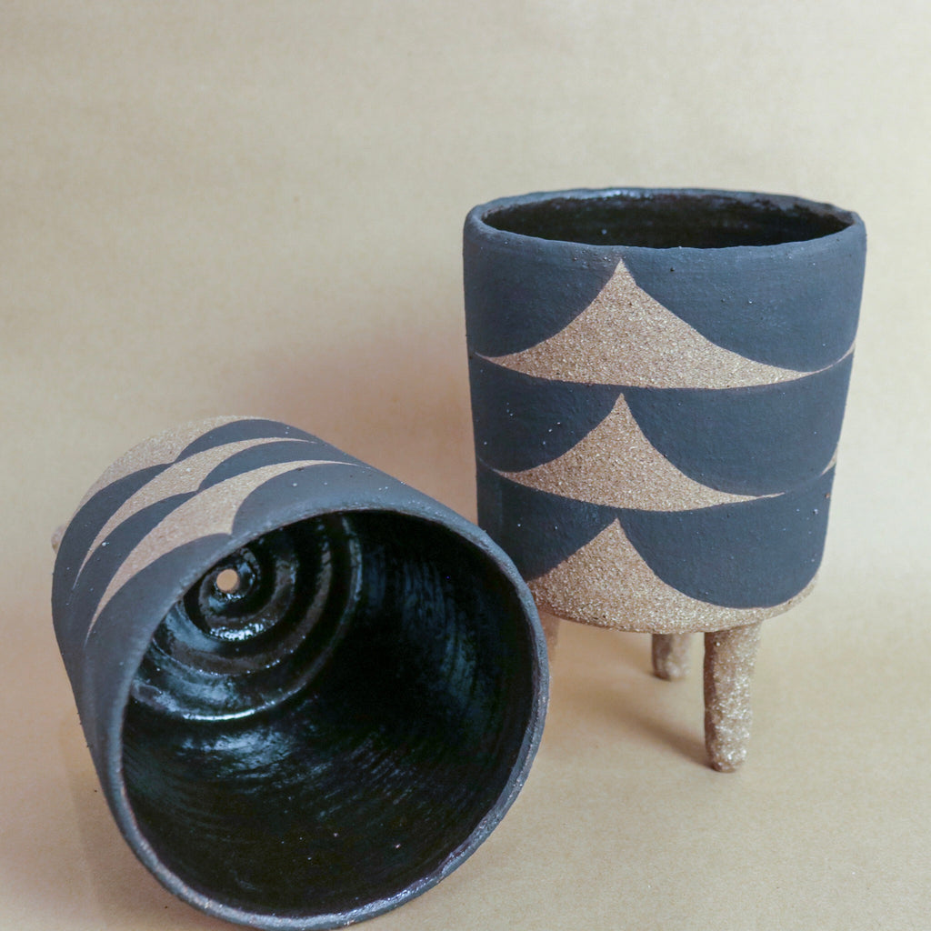 Peta Armstrong : 9 Eye Planter