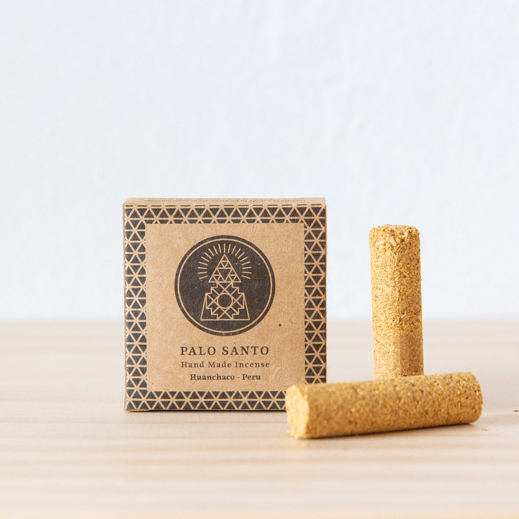 Incausa : Handpressed Palo Santo