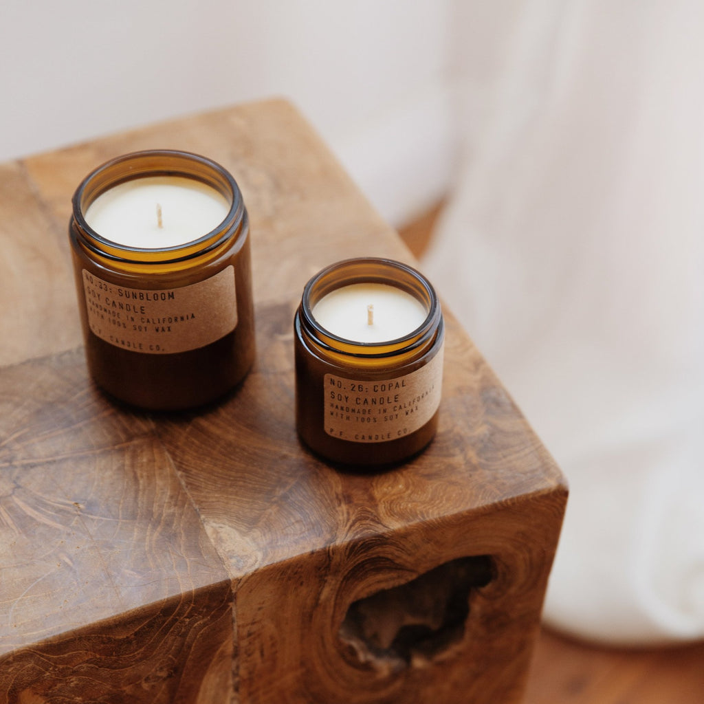 PF Candle Co : Mini Candle