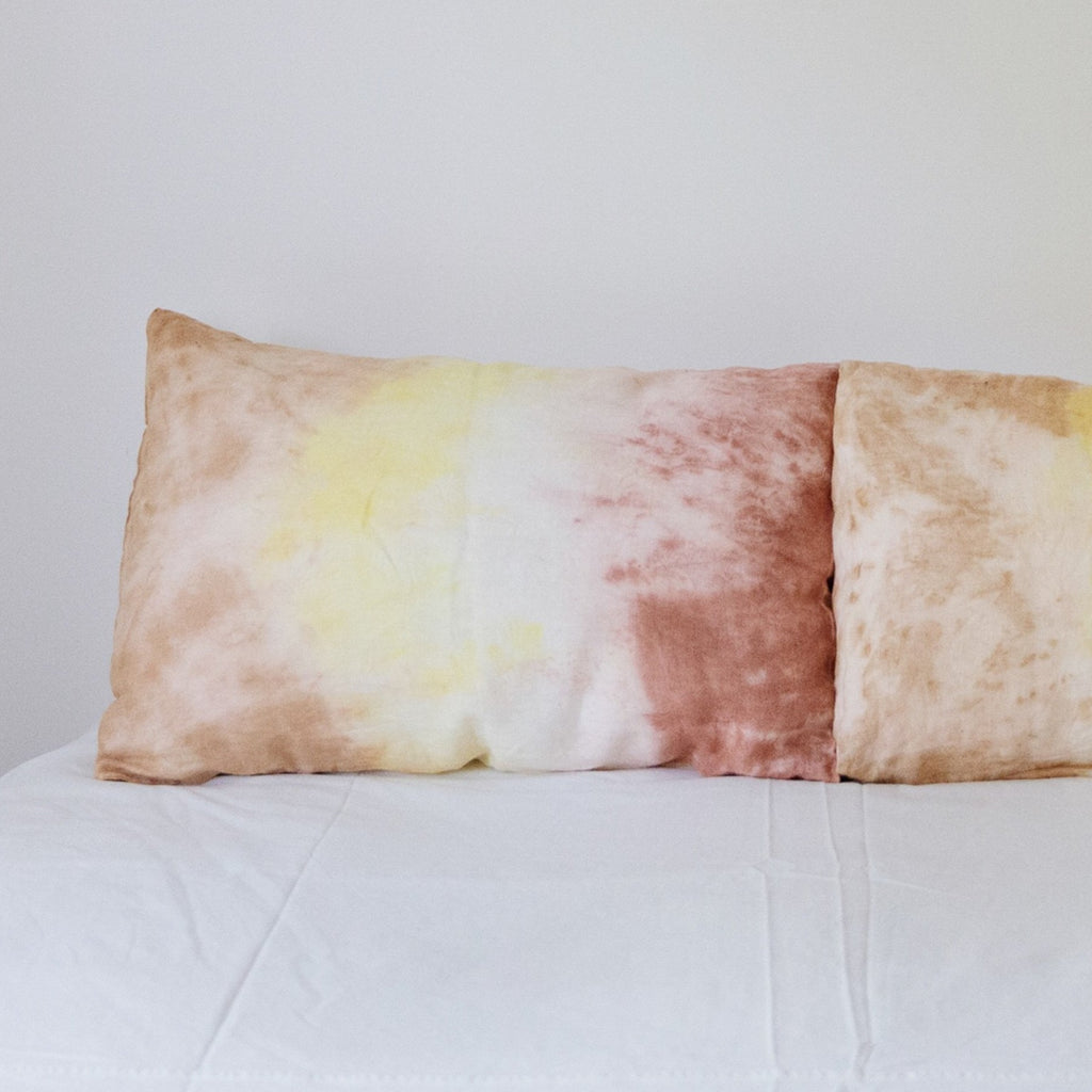 Mother of Sun : Pillowcase Set Tobacco