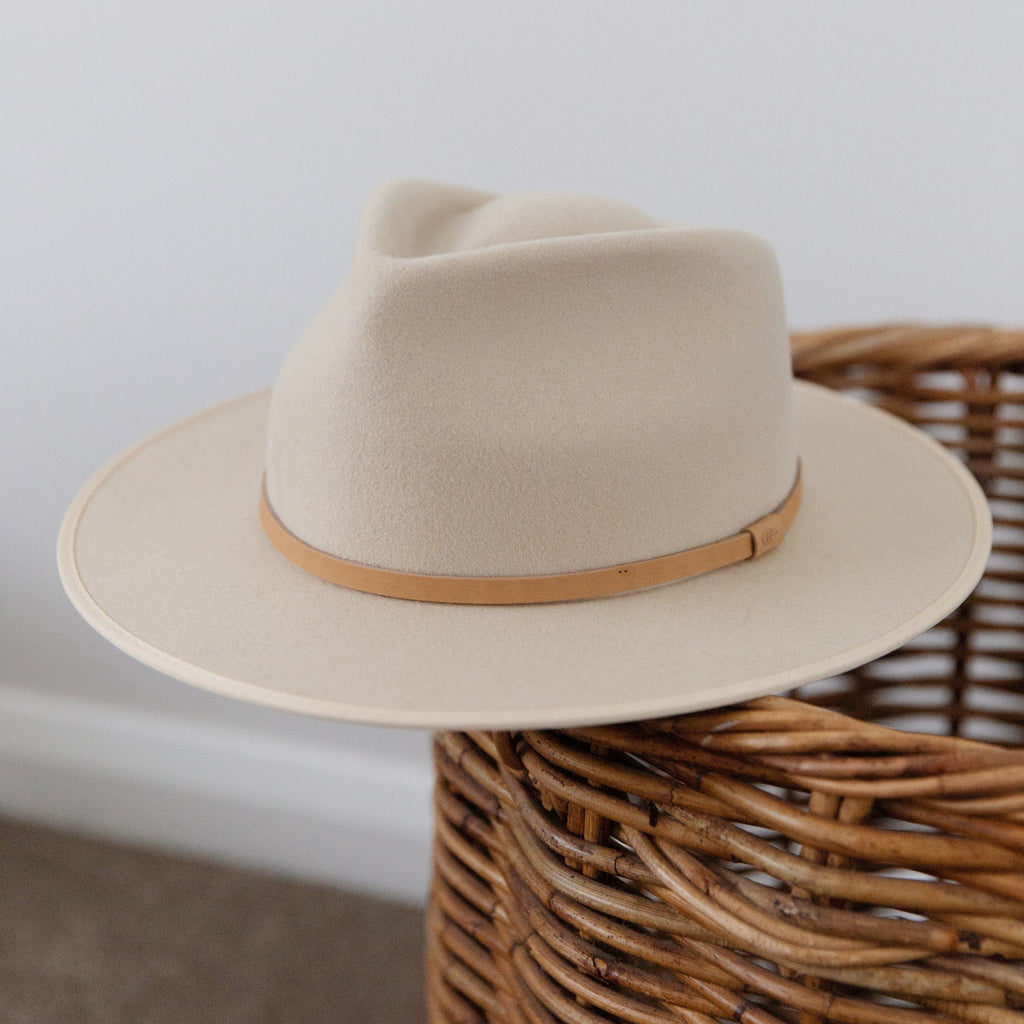 Will and Bear : Calloway Hat Cream