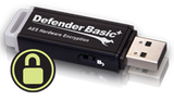 Kanguru Defender Basic+, remotely manageable, secure flash drive