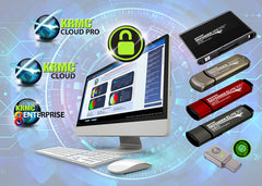 Cyber Security Magazine features Kanguru Defender secure USB drives and Remote Management (KRMC)