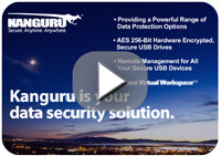 How to Use Your Kanguru Defender Flash Drive