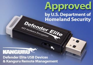 Kanguru Awarded Blanket Purchase Agreement by U.S. Department of Homeland Security