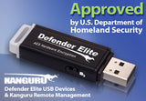 The Department of Homeland Security has awarded Kanguru's Distributor, Promark Technology, Inc., a Blanket Purchase Agreement for Kanguru's encrypted USB storage devices & KRMC. The DHS BPA provides a purchasing vehicle to DHS and its government affiliates, including Transportation Security Administration, Customs & Border Protection, United States Secret Service, U.S. Coast Guard, Federal Emergency Management Agency, and U.S. Immigration and Customs Enforcement.