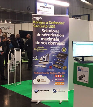 Soft Expansion exhibits at Lille, France FIC 2017 Cybersecurity convention