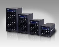 Kanguru USB Duplicators are a convenient way to quickly and easily duplicate many USB devices simultaneously.
