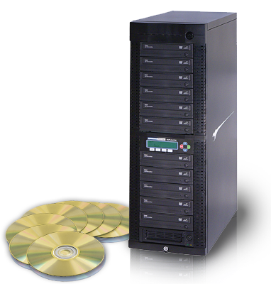 Extended Warranty for 11 Target, 24x Kanguru DVD Duplicator