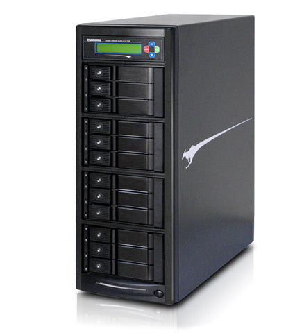 KanguruClone Hard Drive Duplicator 11-HD Tower