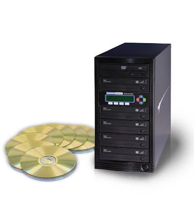 1-to-5, 24x Kanguru DVD Duplicator