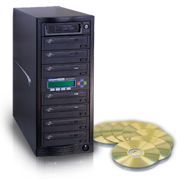 Extended Warranty for 7 Target 24x Kanguru DVD Duplicator