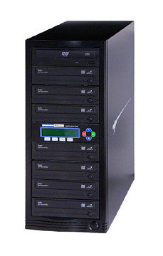 1-to-7, 24x Kanguru DVD Duplicator