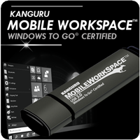 Kanguru Mobile WorkSpace, Windows To Go