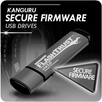 Kanguru Secure Firmware Products