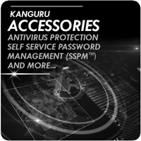 Kanguru Accessories, AntiVirus Protection, SSPM and more