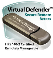 Virtualization Secure Remote Access