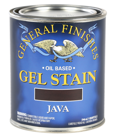 General Finishes Gel Stains
