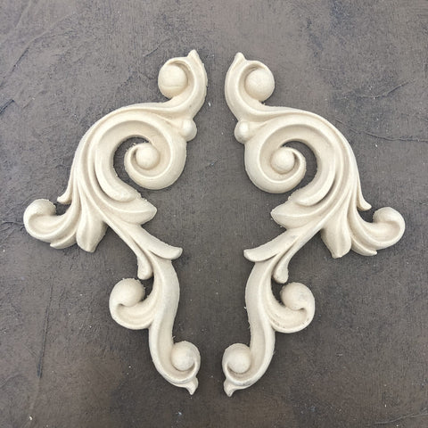 Decorative Pair (medium) WUB1386-7