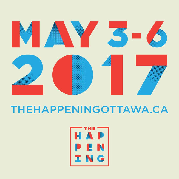 The Happening Colourblock Party 2017