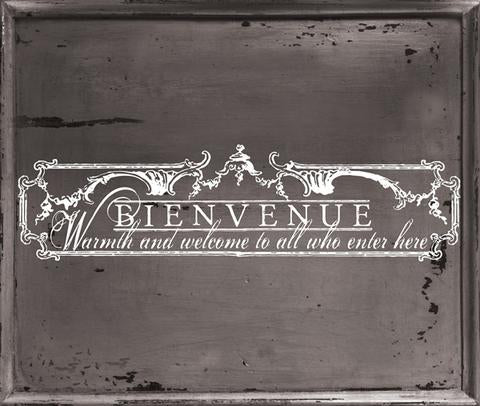 Bien IOD Decor Transfer
