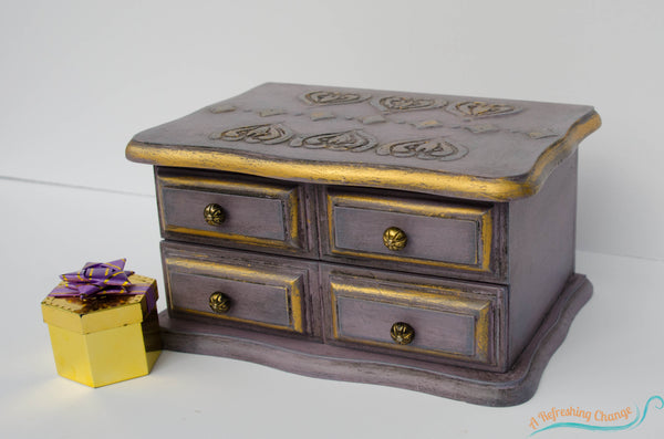 Jewelry Box Workshop