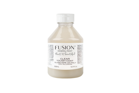 Fusion Tough Coat Gloss (500ml)