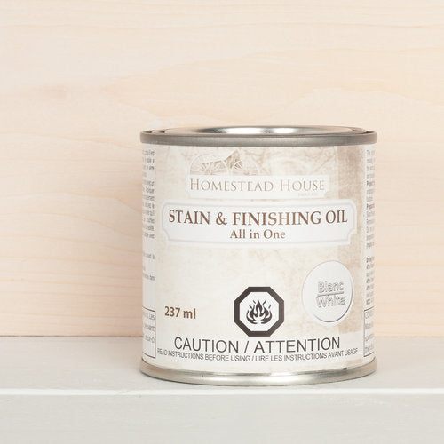 Fusion Finishing Stain and Oil All in One - 6 colours