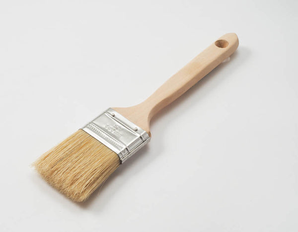 Madeline natural bristle paint brushes