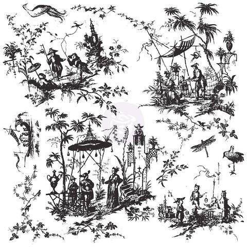 Toile Chinoiserie