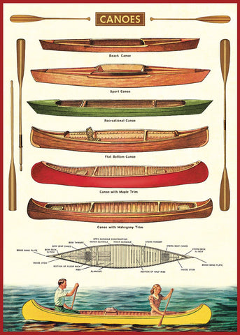 Canoes + Hanging Kit