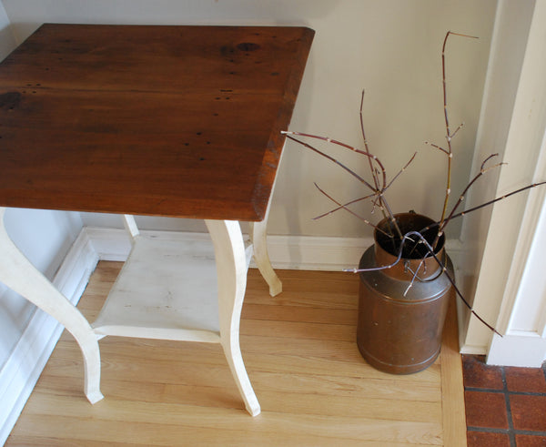We love Wood: Using Chalk Paint™ as Stain