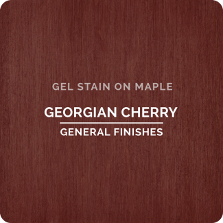 Georgian Cherry Gel Stain