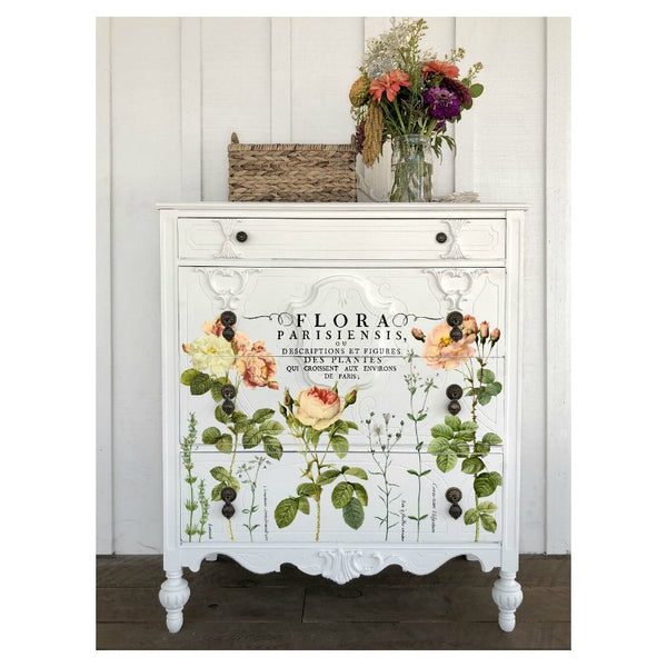 'Flora Parisiensis' IOD Decor Transfer™