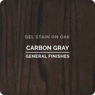 Carbon Gray Gel Stain
