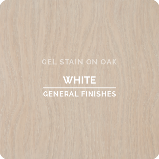 White Gel Stain