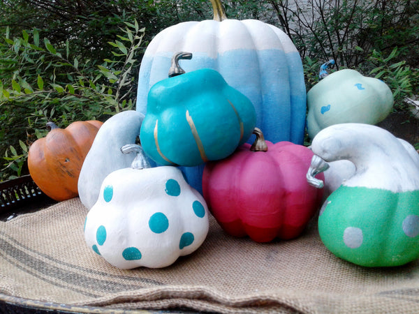 Glamour Gourds Workshop