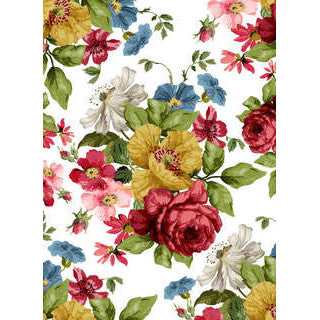 **NEW** 'Wall Flower' IOD Decor Transfer™