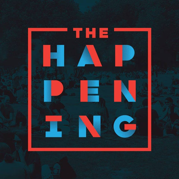 The Happening Colour Block Party and Workshop