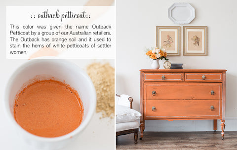 MMS Milk Paint Outback Petticoat