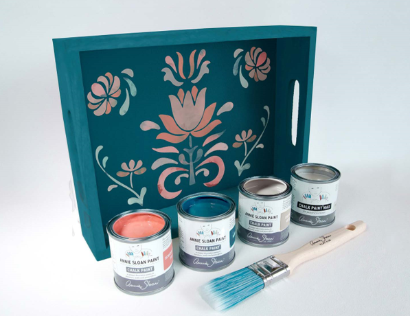 The Big Paint Workshop Kit and VIRTUAL Workshop!