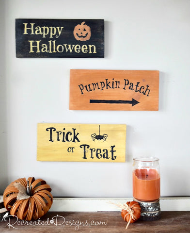 Halloween Fun-Size Workshop