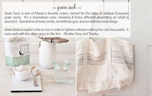 MMS Milk Paint Grain Sack