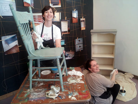 Nov. 24th: full-day introduction to Chalk Paint™