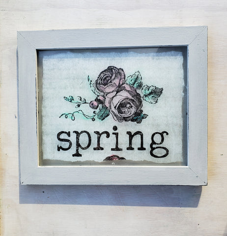 Spring Sign Workshop