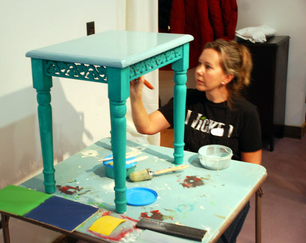 Sept. 15th: full-day introduction to Chalk Paint™